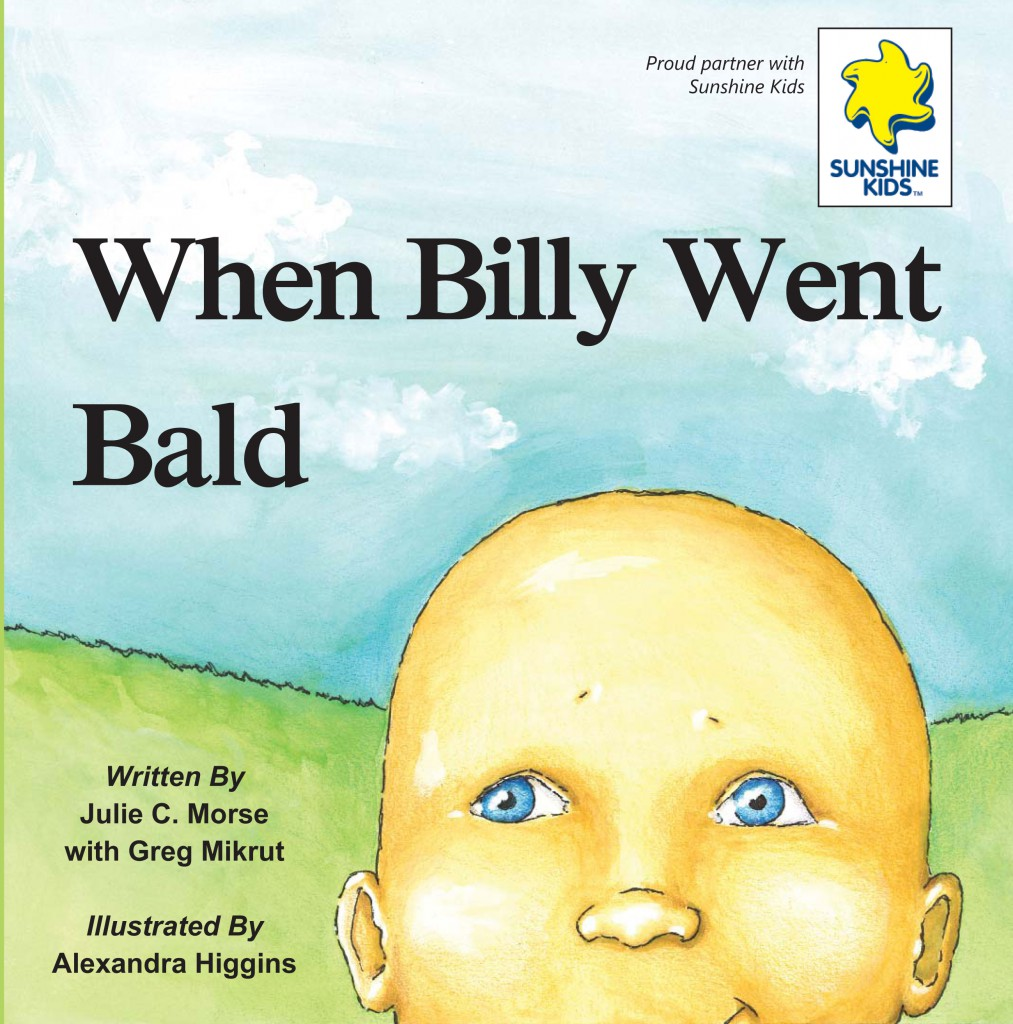 When Billy Went Bald – by Julie C. Morse